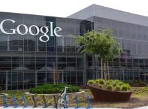 Delta students visit Google