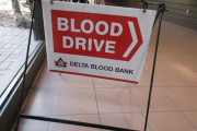 First blood drive of year hosted in Danner Hall